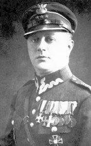 Bronisław Rafalski, lata 20-ste.