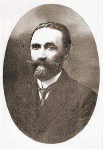Eugeniusz Eysymont, wuj Autorki wspomnień.
