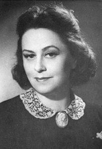 Janina Warnecka, 1947