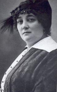 Julia z Eysymontów Rafalska, Astrachań 1915.